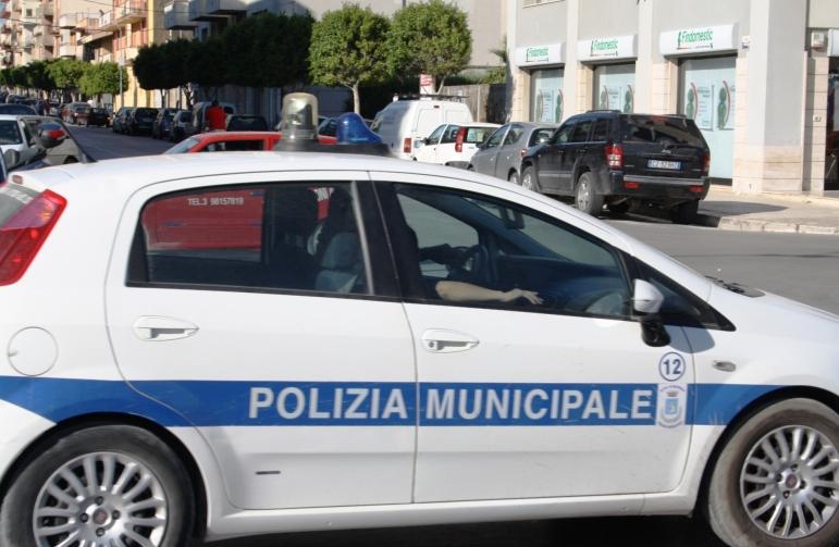 Marsala: scontro tra due auto in via Mazzini