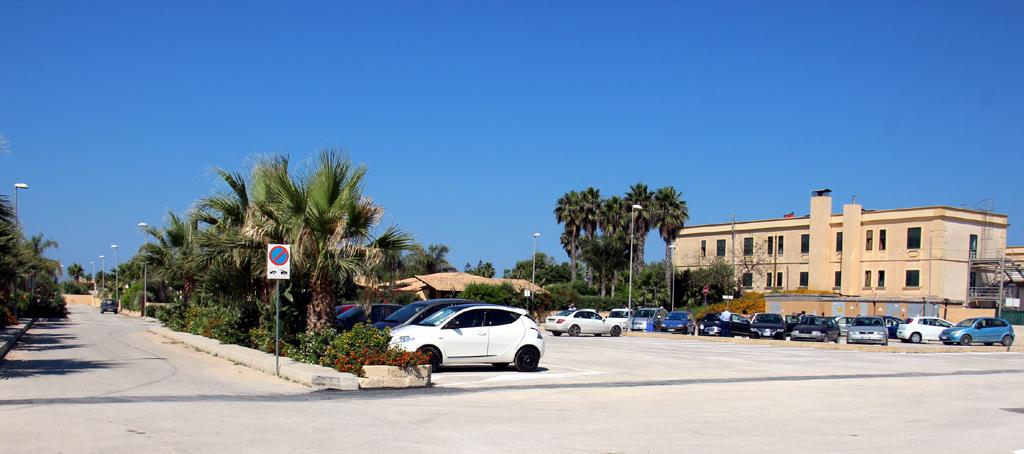 Inaugurato un nuovo parcheggio comunale nella zona dei lidi