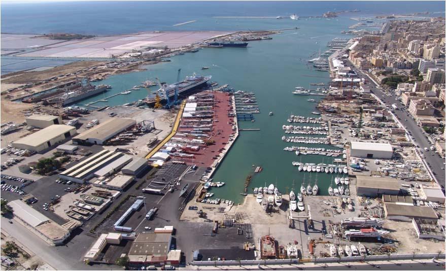 Porto di Trapani: Fiarcom, Confesercenti e Confcommercio chiedono un intervento sulla stazione marittima