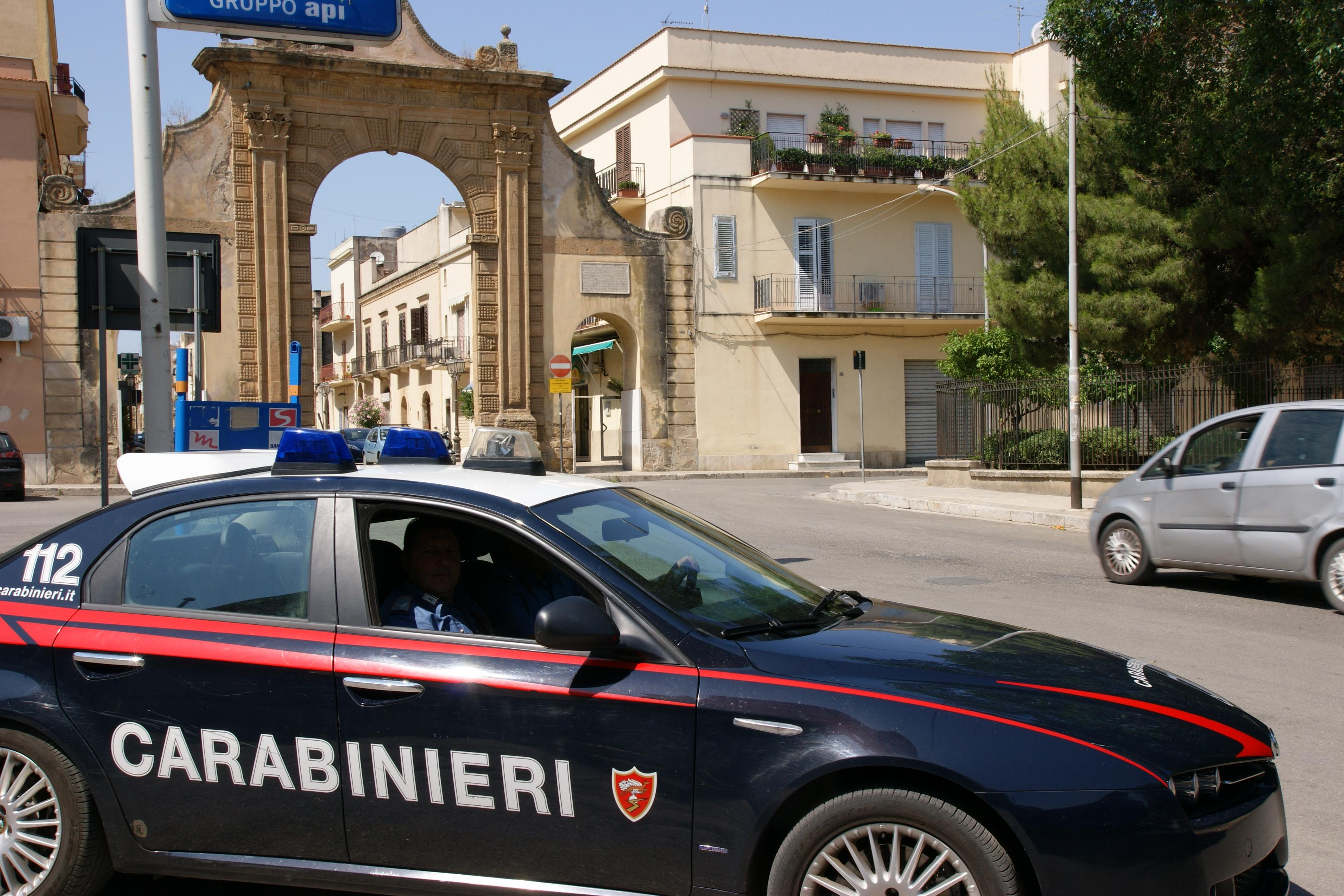 Furti in appartamento, due arresti a Castelvetrano