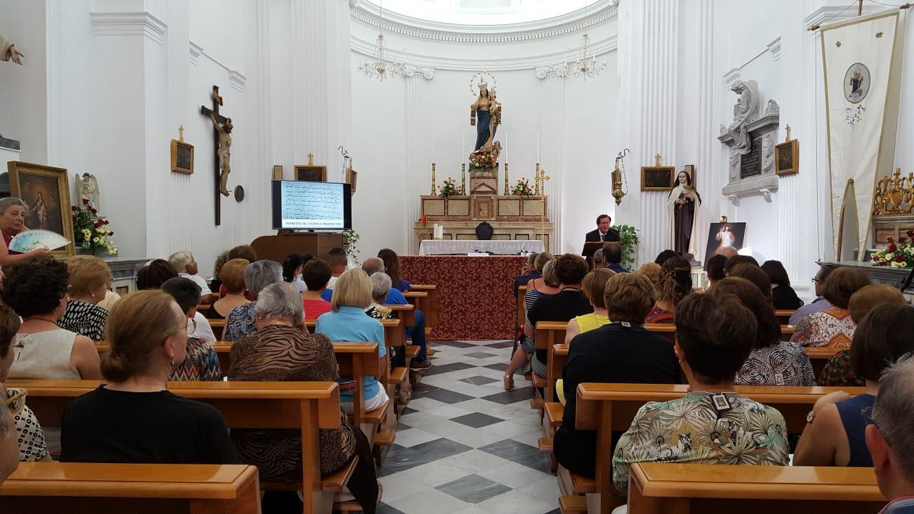 Un volume sulla storia della Chiesa Madre di Buseto Palizzolo