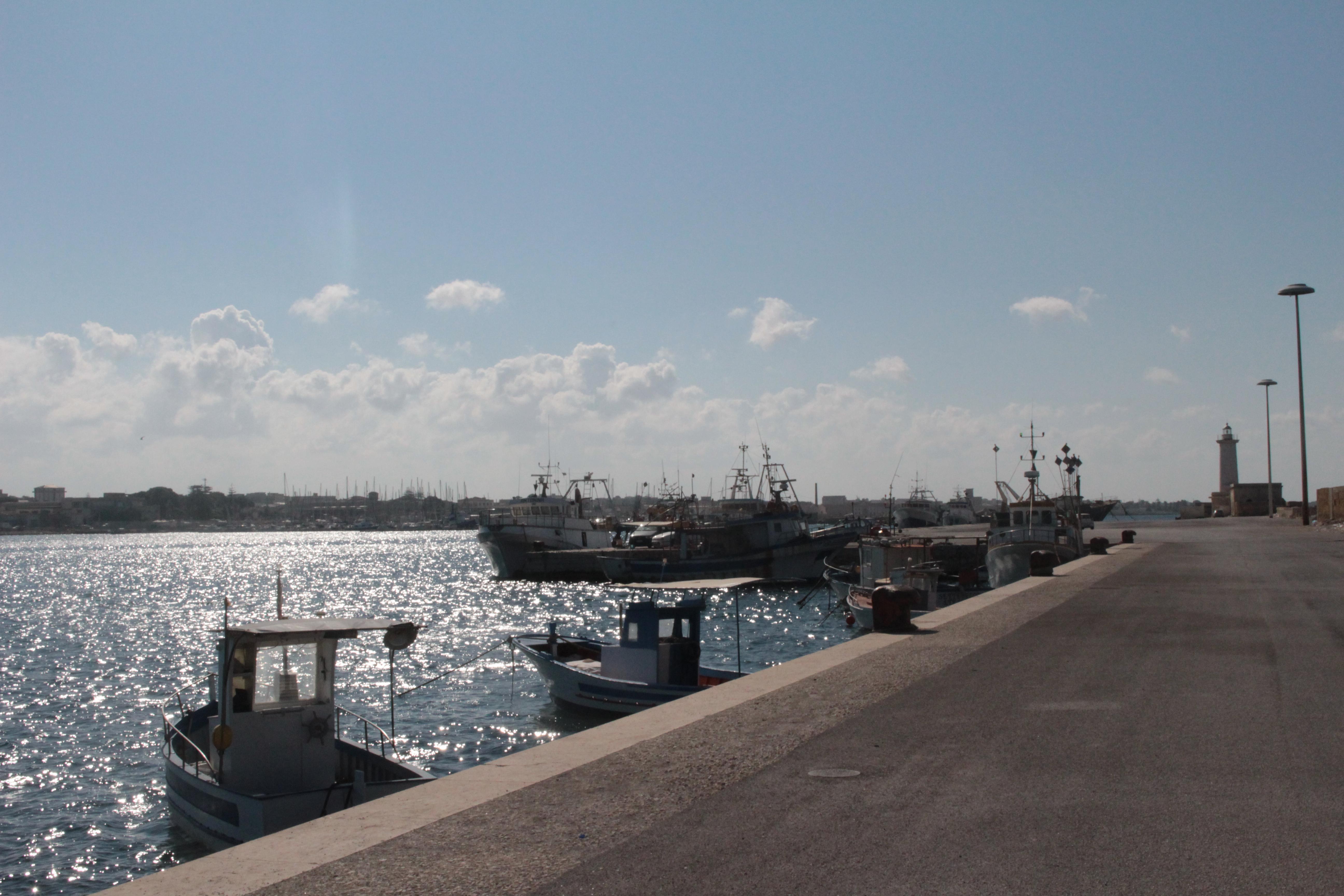 Porto di Marsala, aggiudicati i lavori per il completamento della barriera curvilinea