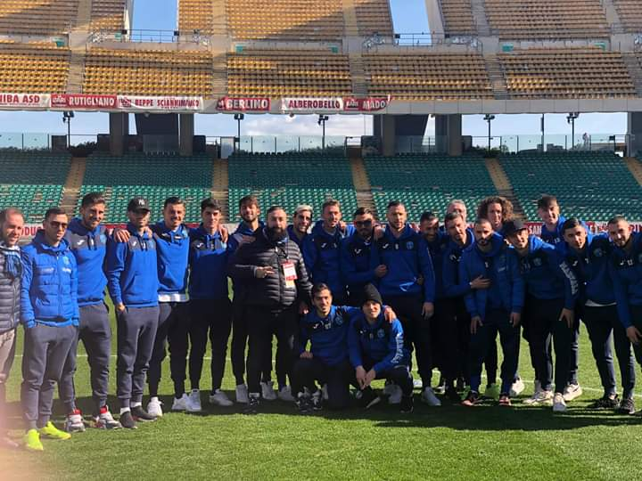 Marsala calcio, buona partita con il Bari, ma contro la capolista non c'è nulla da fare. Sconfitta 3 a 1
