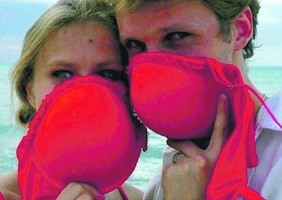 Coronavirus: utilizzare il reggiseno come mascherina