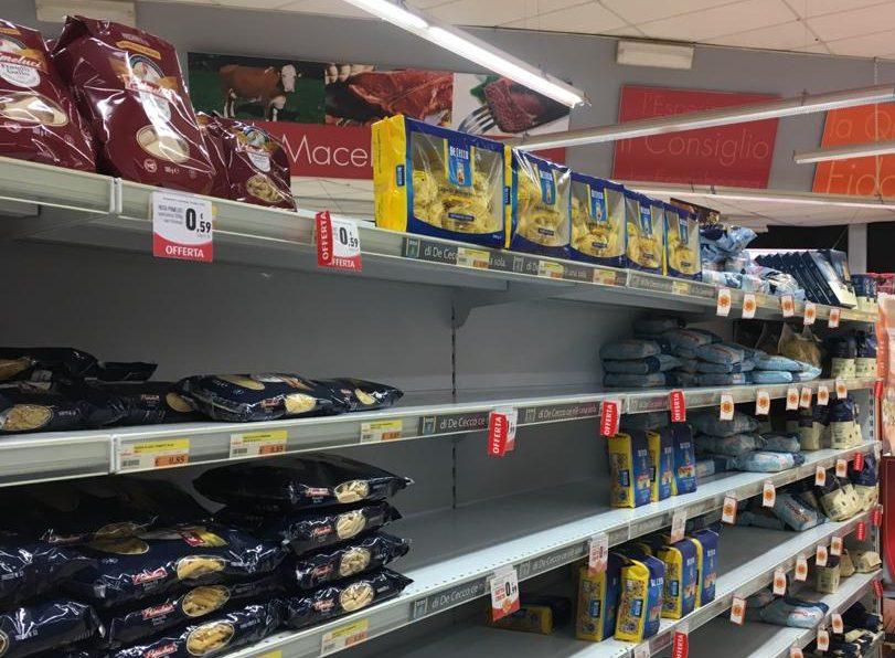 """Codici: """"Ci segnalano un aumento spropositato dei prezzi dei generi alimentari"""""""