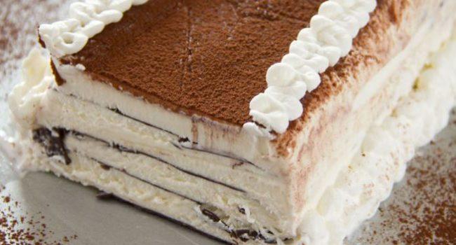 La torta gelato viennetta