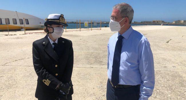Porto di Marsala, l'assessore Falcone chiede al Sindaco come intende procedere  (VIDEO)