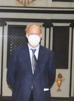 Il sindaco Di Girolamo spiega l'ordinanza sull'obbligo delle mascherine