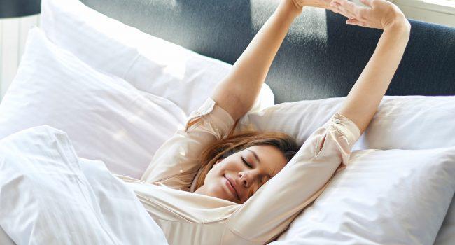 Dormire meglio, i rituali della buonanottewh