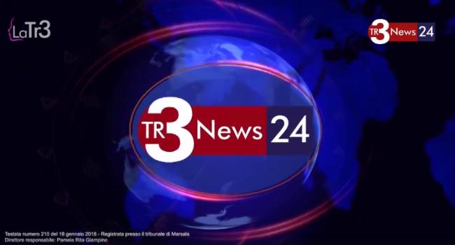 Tr3News24 edizione delle ore 19.00 di Giovedì 21 Maggio 2020.