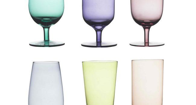 I bicchieri per ogni occasione