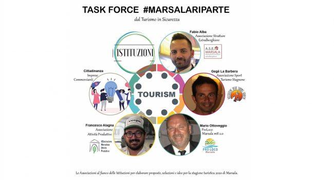 Nasce la task force #marsalaripartedalturismo