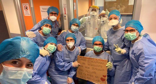 Coronavirus, dimesso l'ultimo paziente della Terapia Intensiva del Covid-hospital di Marsala