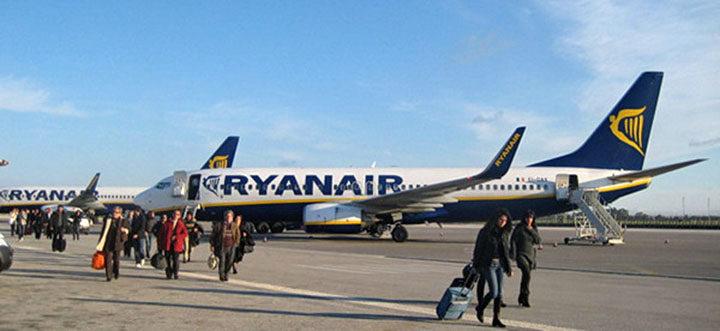 Birgi, dal 1° luglio attive le altre tre rotte Ryanair