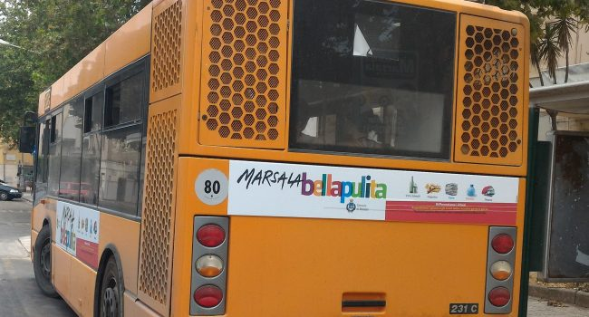 Marsala: al via le linee bus da e per i litorali nord e sud