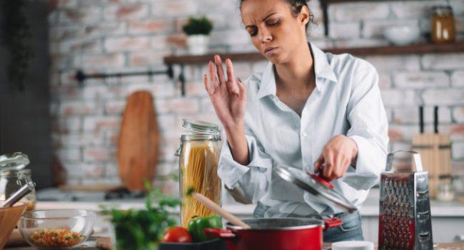 4 errori comuni da evitare in cucina