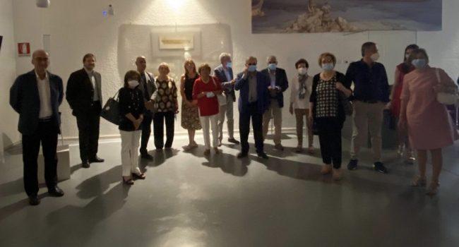 Il Lions Marsala dona al Museo Lilibeo i disegni di Leek sulla Nave punica