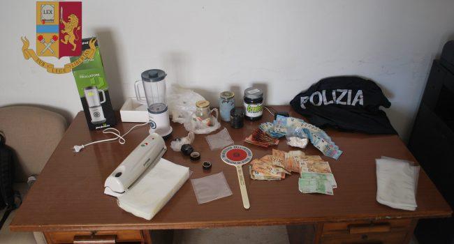 Droga a Marsala: arrestato un giovane di Strasatti
