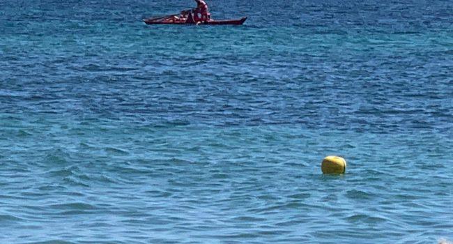Barca in difficoltà sul lungomare sud di Marsala, soccorsi un padre e una figlia
