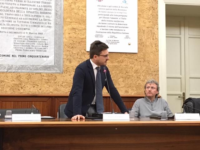 """Il Consigliere Ivan Gerardi aveva definito il vice sindaco di Marsala """"un cretino"""". Ora arrivano le scuse in Aula"""