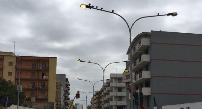 Illuminazione pubblica: per Marsala un altro progetto