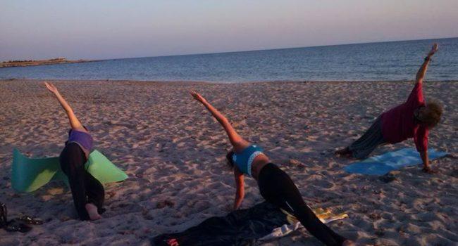 Petrosino Estate 2020: yoga in spiaggia e musica con l'Auser