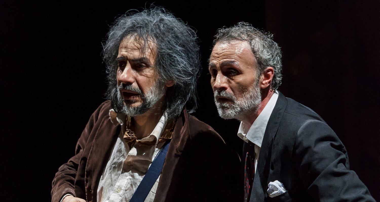 Autori & Territori: Fabrizio Ferracane al Carmine dà voce ai testi di Rino Marino