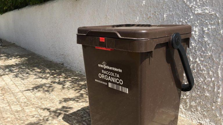 Dopo lo stop di martedì, riprende a Marsala la raccolta dell'organico