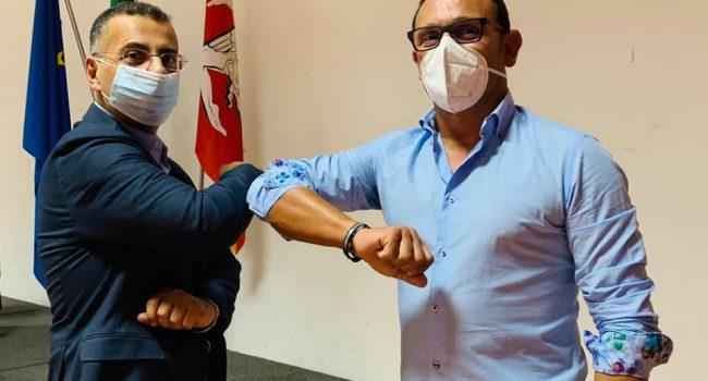 Aldo Caradonna si insedia al Consiglio Comunale di Petrosino