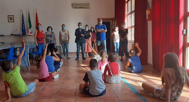 Avviato il Centro Estivo per bambini a Petrosino: il Comune ha ottenuto un finanziamento Nazionale