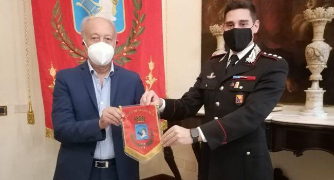 Marsala: il Comandante Cirillo lascia la guida dei Carabinieri