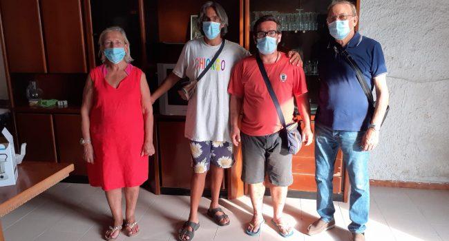 I due senzatetto Marsalesi: un immobile della Fondazione San Vito li ospiterà