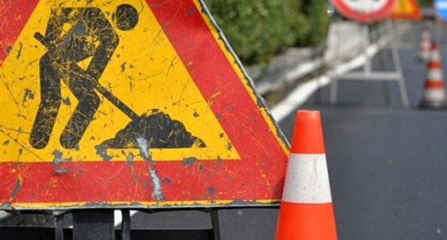 Via De Gasperi chiusa per lavori alle fognature dal 21 Settembre fino al 16 Ottobre