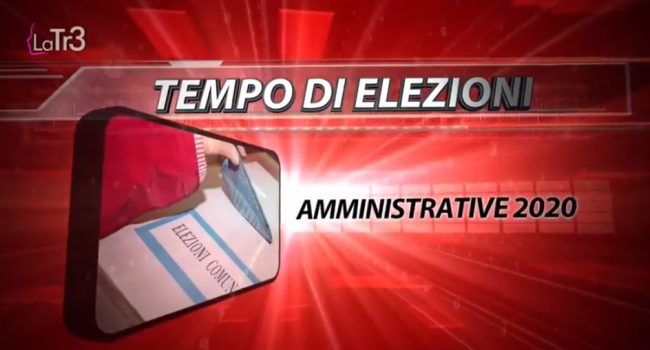 """""""Tempo di elezioni"""": da Giovedì sera su La Tr 3"""