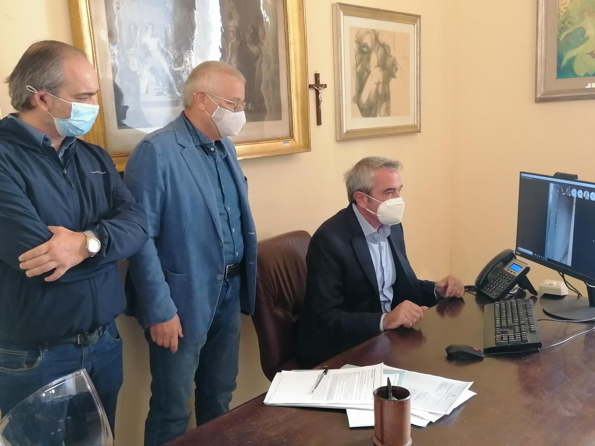 Marsala: il Comune segue l'incontro con l'Università di Perugia in merito al progetto di produzione Metano dal Vino
