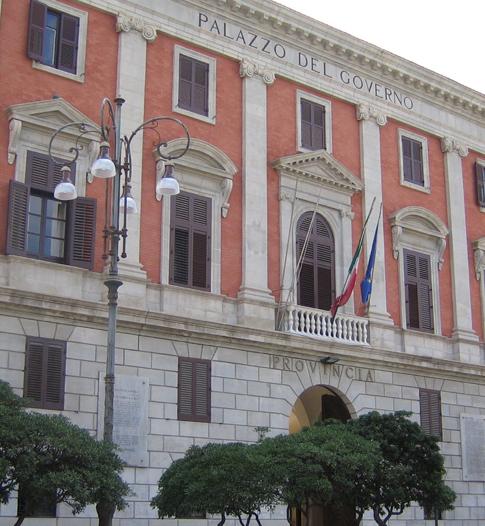 Massimo Grillo incontra il Commissario dell'ex provincia