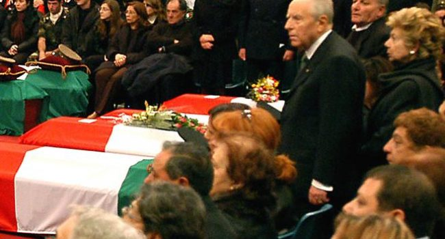 Accadde Oggi: il 12 Novembre 2003 vi fu la Strage di Nassiriya