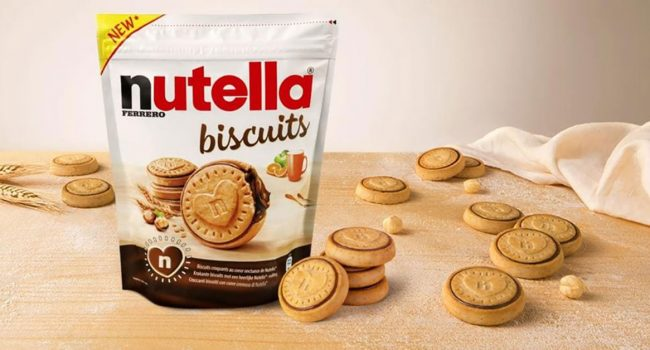 Record per i Nutella Biscuits: venduti più di un miliardo di biscotti in un anno