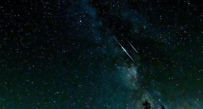 Da stasera pioggia di stelle: quando ammirarle