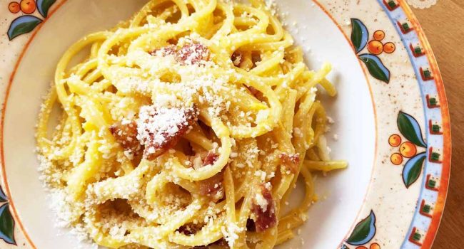 """Nel quinto Carbonara Day in programma una """"spaghettata social"""" mondiale"""