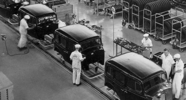 Accadde Oggi: il 1° Dicembre 1913 Ford introduce la catena di montaggio