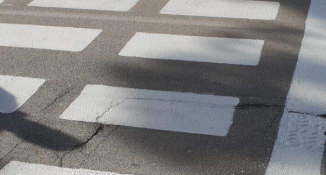 Ad Agrigento arrivano le strisce pedonali anti-Covid, ma…non sono a norma
