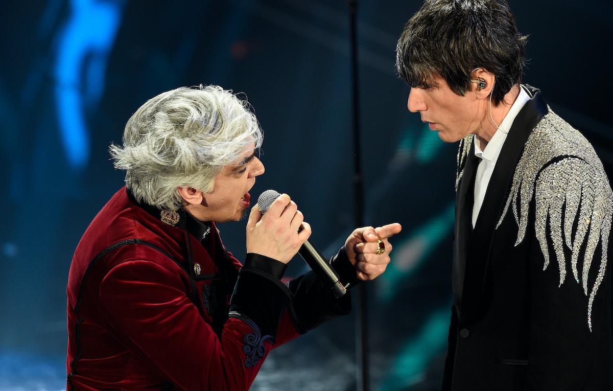 Sanremo 2021: la vendetta di Morgan su Instagram