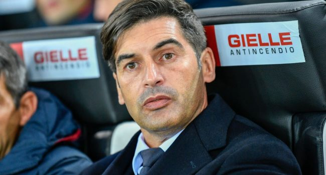 """Fonseca """"Rifarei tutto, Dzeko in campo contro l'Ajax"""""""